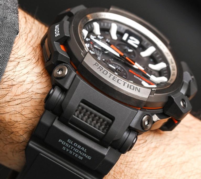 Мъжкият часовник Casio G-Shock
